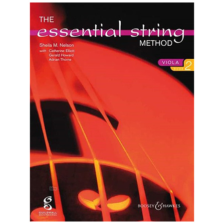 Nelson, S. M.: The Essential String Method Vol. 2 – Viola