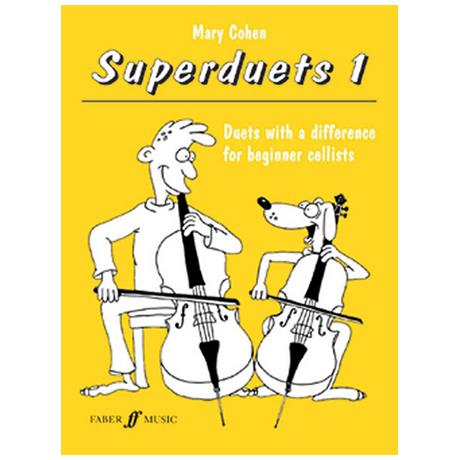 Cohen, M.: Superduets Book 1 – Cello