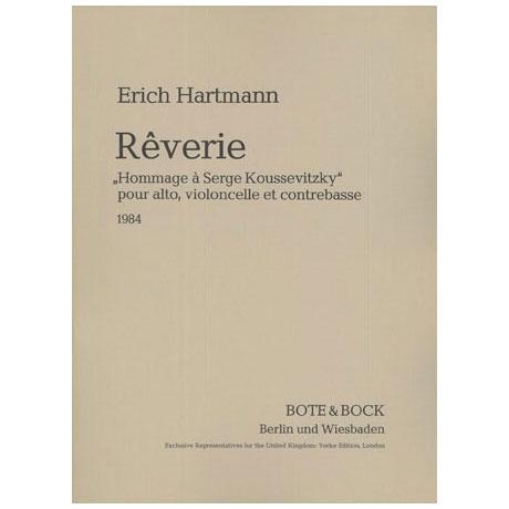 Hartmann, E.: Rêverie