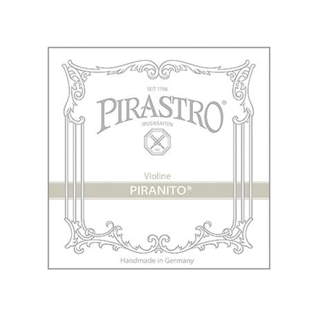 PIRASTRO Piranito corde violon Mi