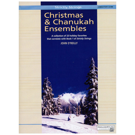 O'Reilly, J.: Christmas and Chanuka Ensembles