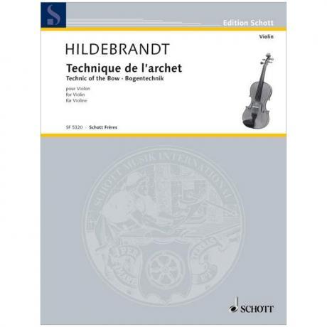 Hildebrandt, M.: Technik des Bogens