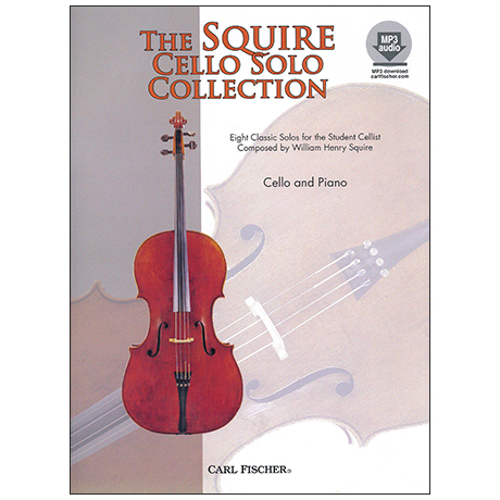 The Squire Cello solo Collection (+ Online Audio)