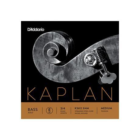 KAPLAN Solo corde contrebasse Mi