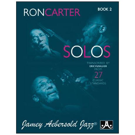 Ron Carter Solos Vol. 2
