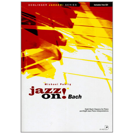 Jazz On! Bach (+CD)
