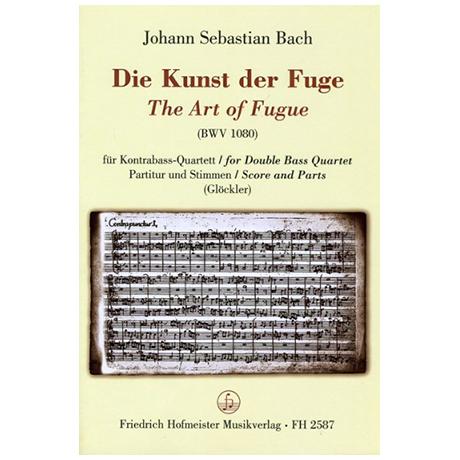 Bach, J. S.: Die Kunst der Fuge