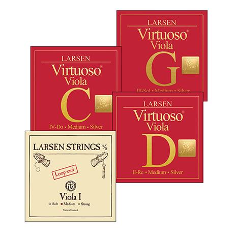 LARSEN Virtuoso Soloist cordes alto JEU