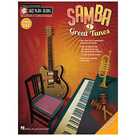 Samba (+CD)
