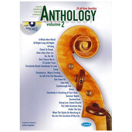 Anthology Vol. 2 (+CD)