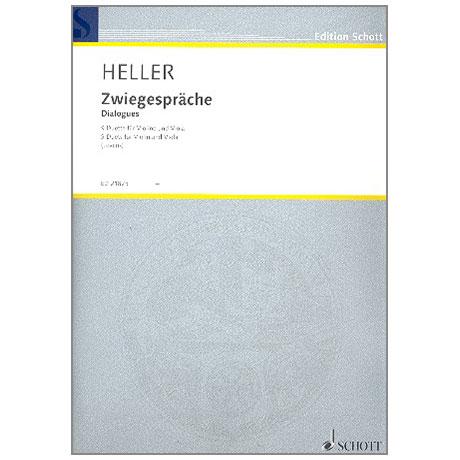 Heller, B.: Zwiegespräche
