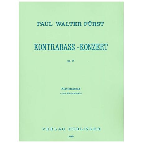 Fürst, P. W.: Konzert Op. 47