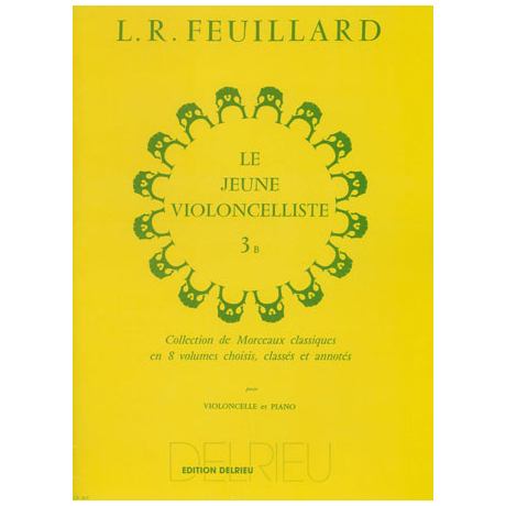 Feuillard, L. R.: Le jeune violoncelliste Band 3b