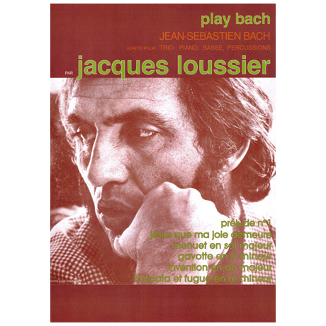 Jacques Loussier: Play Bach