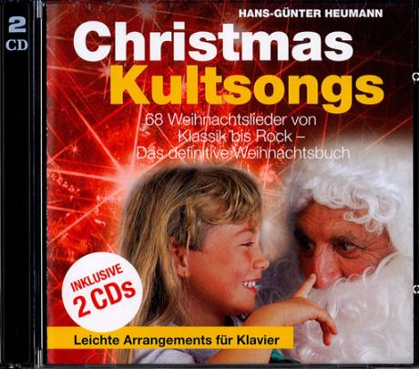 Heumann, H.G.: Christmas Kultsongs Play-Along