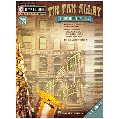 Tin Pan Alley (+CD)