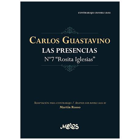 Guastavino, C.: La Presencias Nr. 7 »Rosita Iglesias«