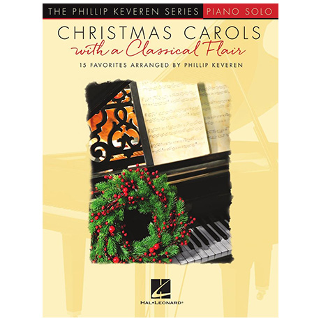 Christmas Carols with a Classical Flair
