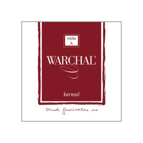 WARCHAL Karneol corde alto La
