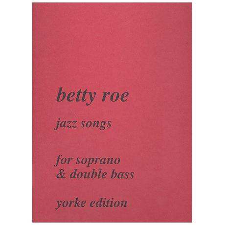 Roe, B.: Jazz-Songs