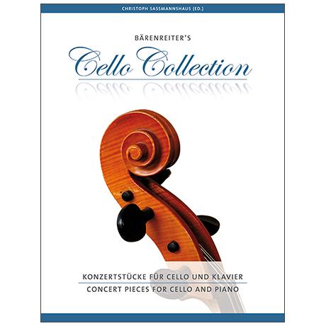 Bärenreiter's Cello Collection: Konzertstücke für Cello und Klavier
