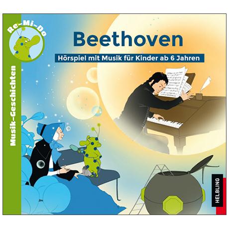 Unterberger, S.: Ludwig van Beethoven – Hörspiel-CD