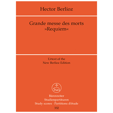 Berlioz, H.: Grande messe des morts – Requiem Op. 5