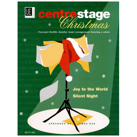 Centrestage Christmas: Joy to the World & Silent Night