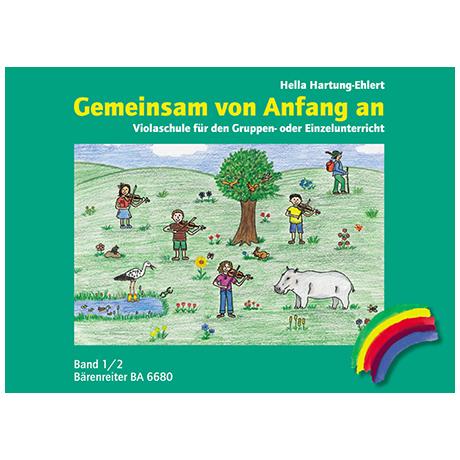 Hartung-Ehlert, H.: Gemeinsam von Anfang an Band 1/2