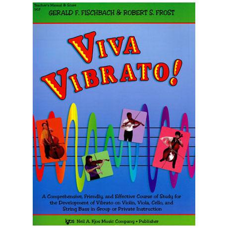 Viva Vibrato! – Lehrerheft