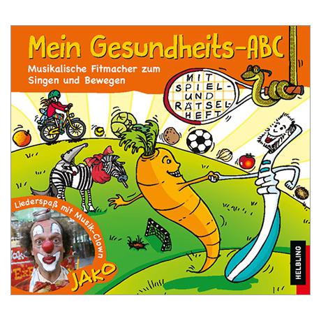 Maierhofer, L.: Mein Gesundheits-ABC – CD