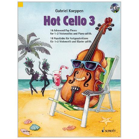 Koeppen, G.: Hot Cello 3 (+CD)