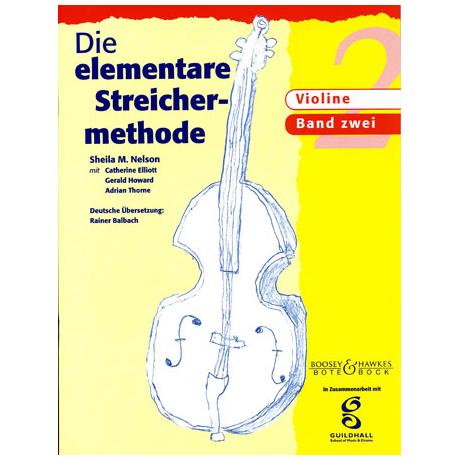 Die elementare Streichermethode – Band 2