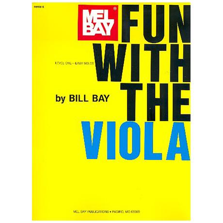 Bay, B.: Fun with the Viola