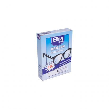Lingettes nettoyante pour lunettes