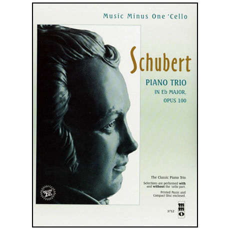 Schubert: Piano Trio in Eb Major op.100 (+2CDs)