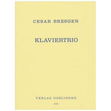 Bresgen, C.: Klaviertrio