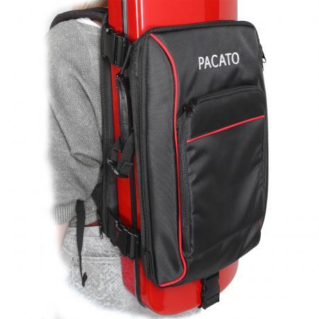 PACATO Carrier système sac-à-dos pour étuis