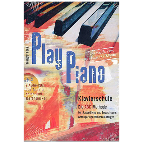 Feils, M.: Play Piano (+CD)