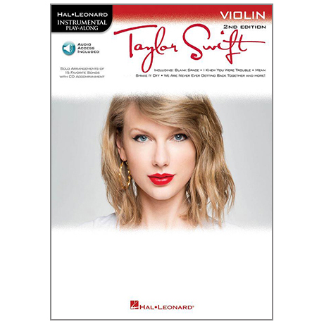 Taylor Swift – 2nd Edition (+Download Code)