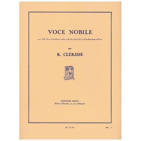 Clérisse, R.: Voce Nobile
