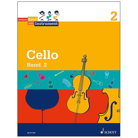Jedem Kind ein Instrument - Cello Band 2