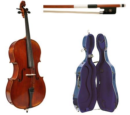 PAGANINO Solista Kit violoncelle