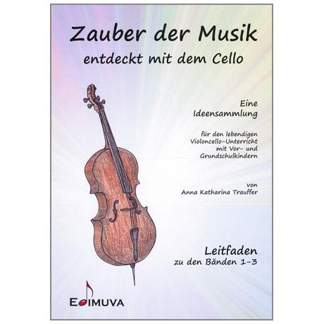 Trauffer, A.K.: Zauber der Musik Band - Leitfaden