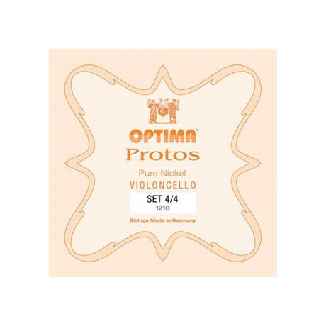 OPTIMA Protos cordes violoncelle JEU