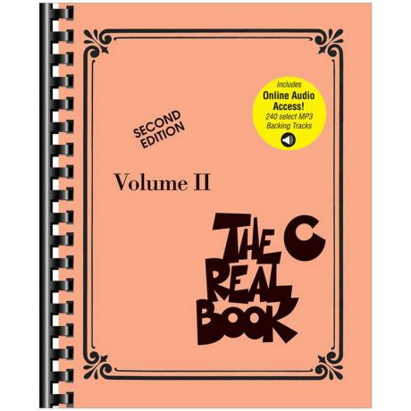 The Real Book Volume II – C Instruments (+Online Audio)