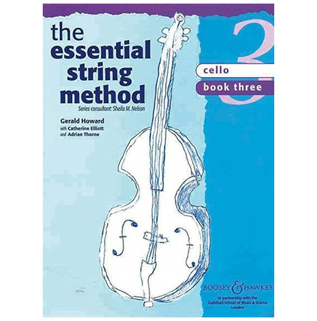 Nelson, S. M.: The Essential String Method Vol. 3 – Cello