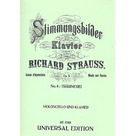 Strauss, F. J.: Träumerei Op. 9/4