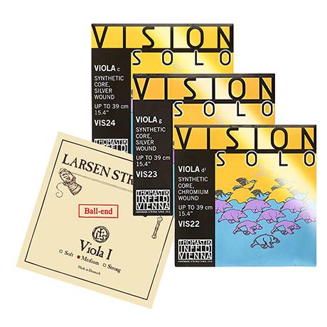 Larsen La + Vision Solo Ré-Sol-Do JEU