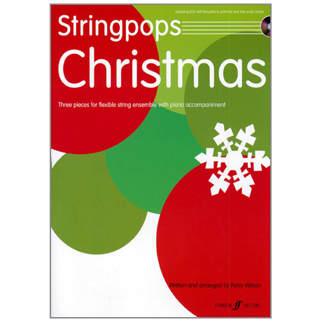 Stringpops Christmas (+CD)